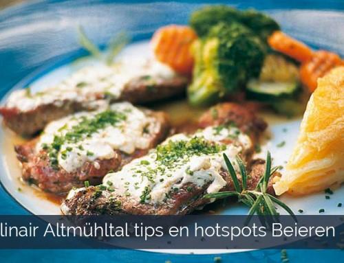 Culinair Altmühltal tips en hotspots restaurants Beieren