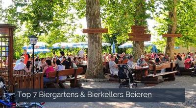 Top 7 Biergarten Beieren Mittel-Franken