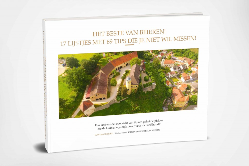 Het beste van Beieren Ebook!