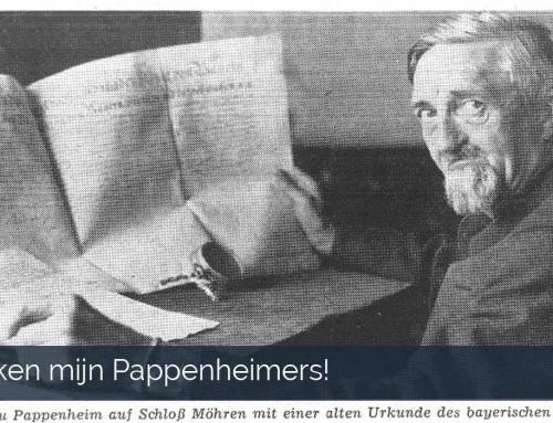 Wat betekent het spreekwoord 'Ik ken mijn Pappenheimers'?