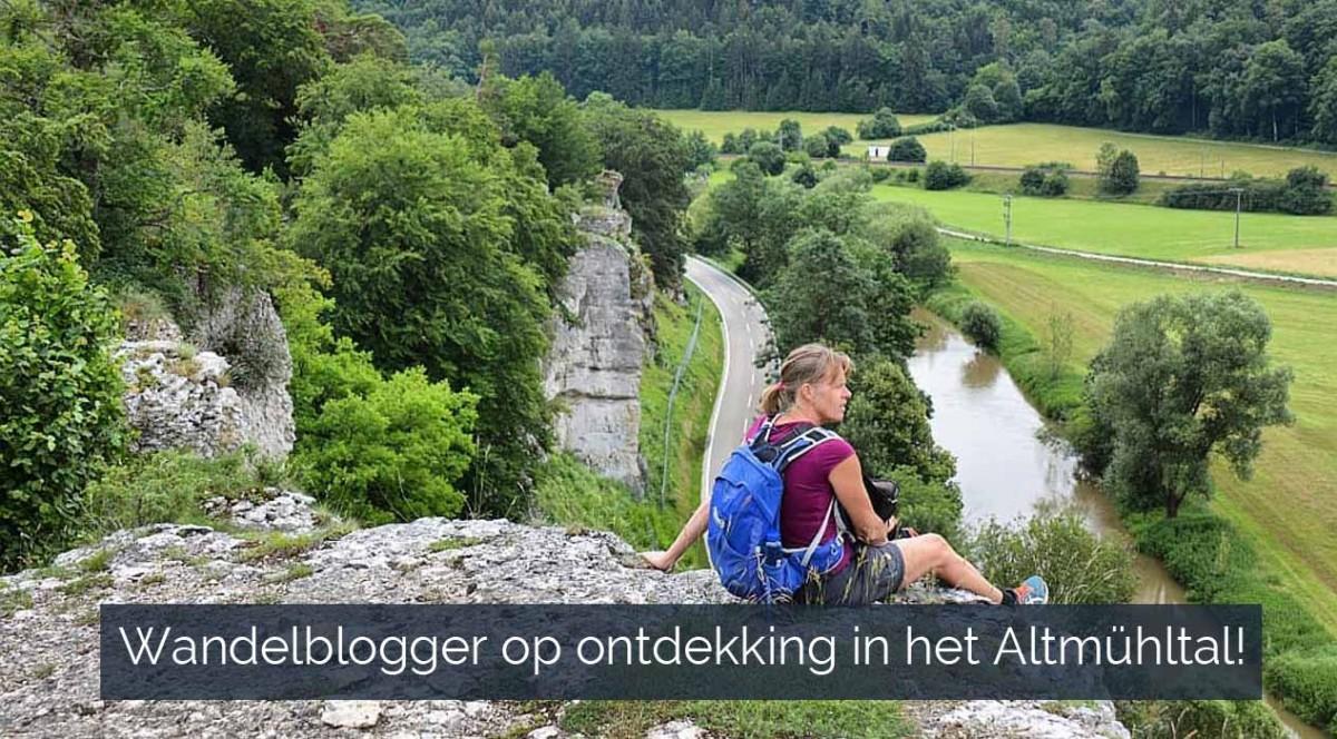 Wandelen in het natuurpark Altmühltal