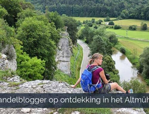Wandelen in het natuurpark Altmühltal Wandelblogger MyFootprints op ontdekking