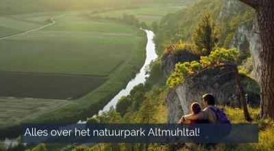 Alles over Duitslands mooiste natuurpark het Altmuhltal