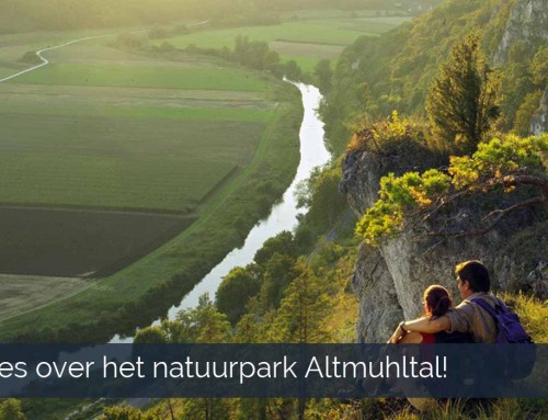 Alles over Duitslands mooiste natuurpark Altmuhltal