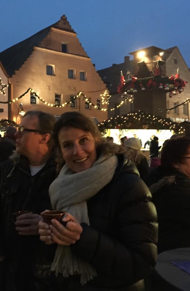 Kerstmarkt Glühwein