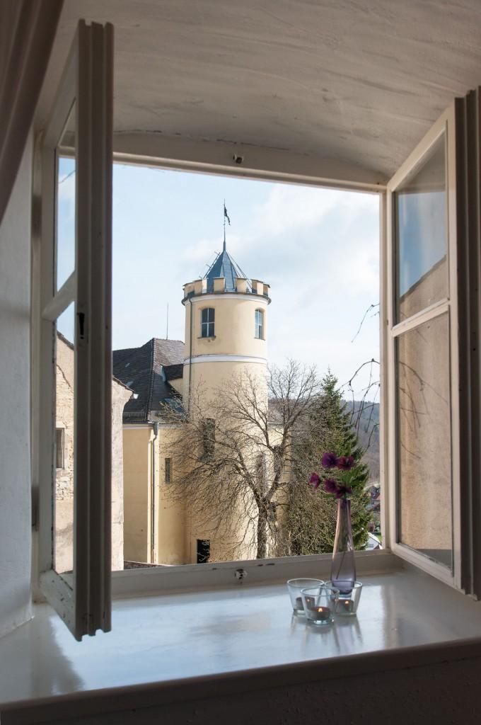 Romantisch vakantiehuis kasteel