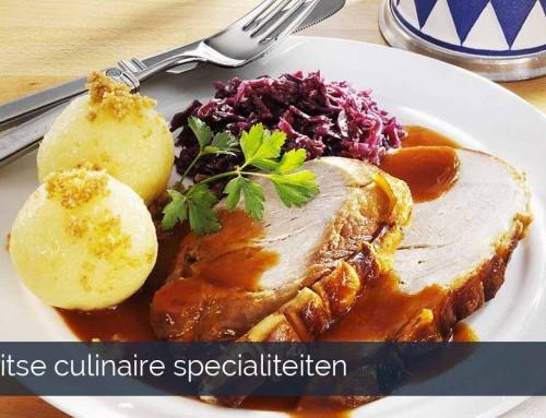 Wat zijn echte Duitse culinaire specialiteiten – een boodschappenlijstje