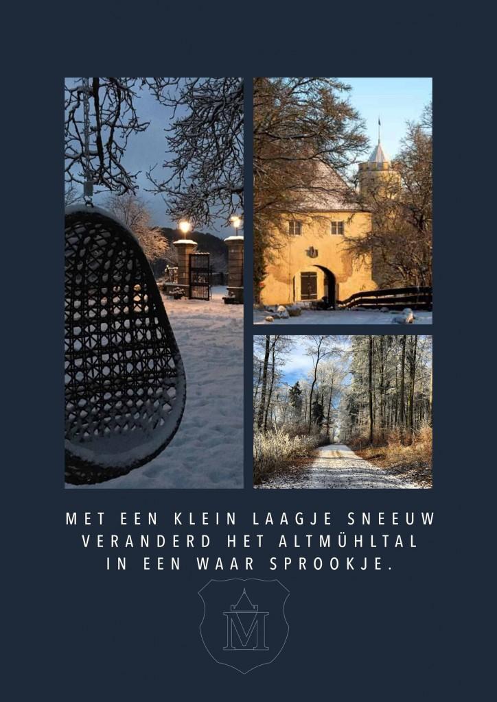 Winter magazine