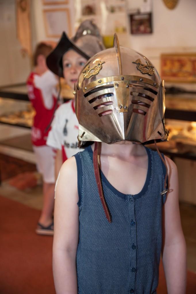 Kunnen meisjes ook ridder worden