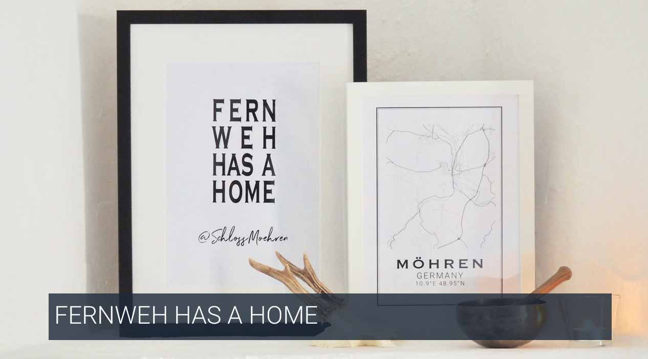 Fernweh has a home