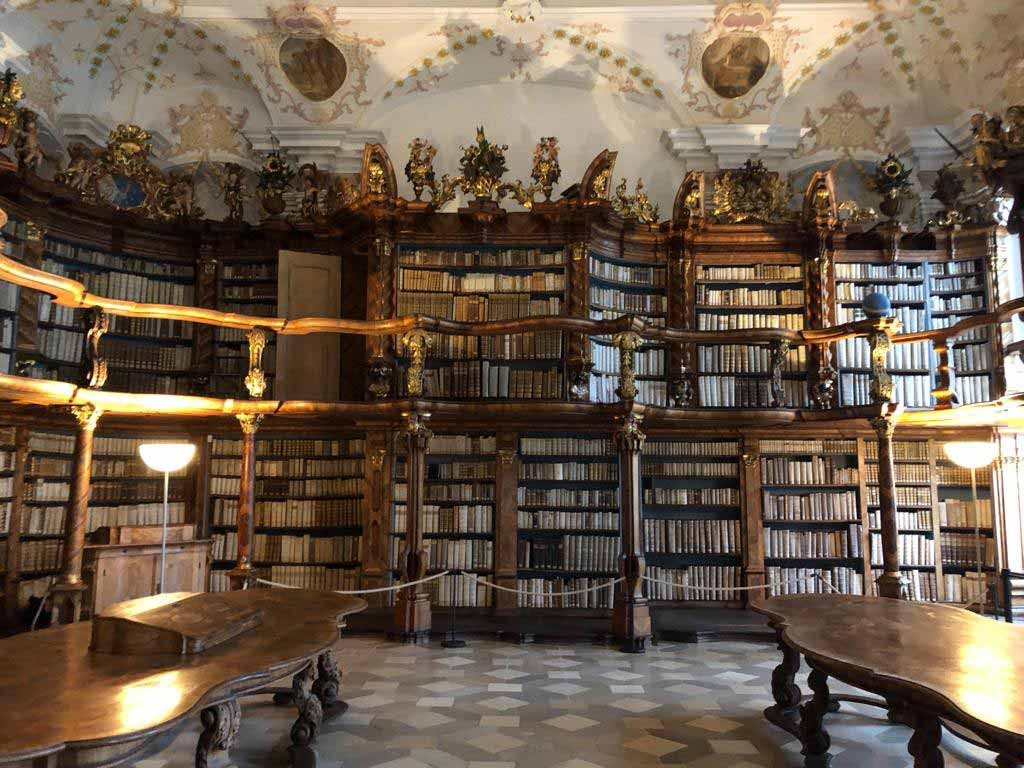 Bibliotheek Neuburg an der Donau