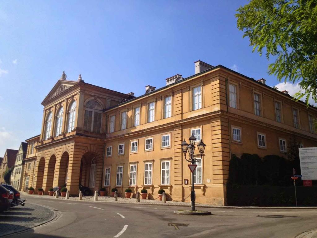 Pappenheim nieuw Schloss