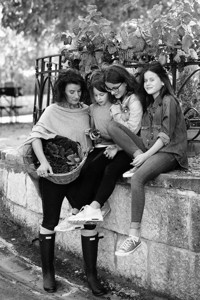 Moeder van 3 meisjes