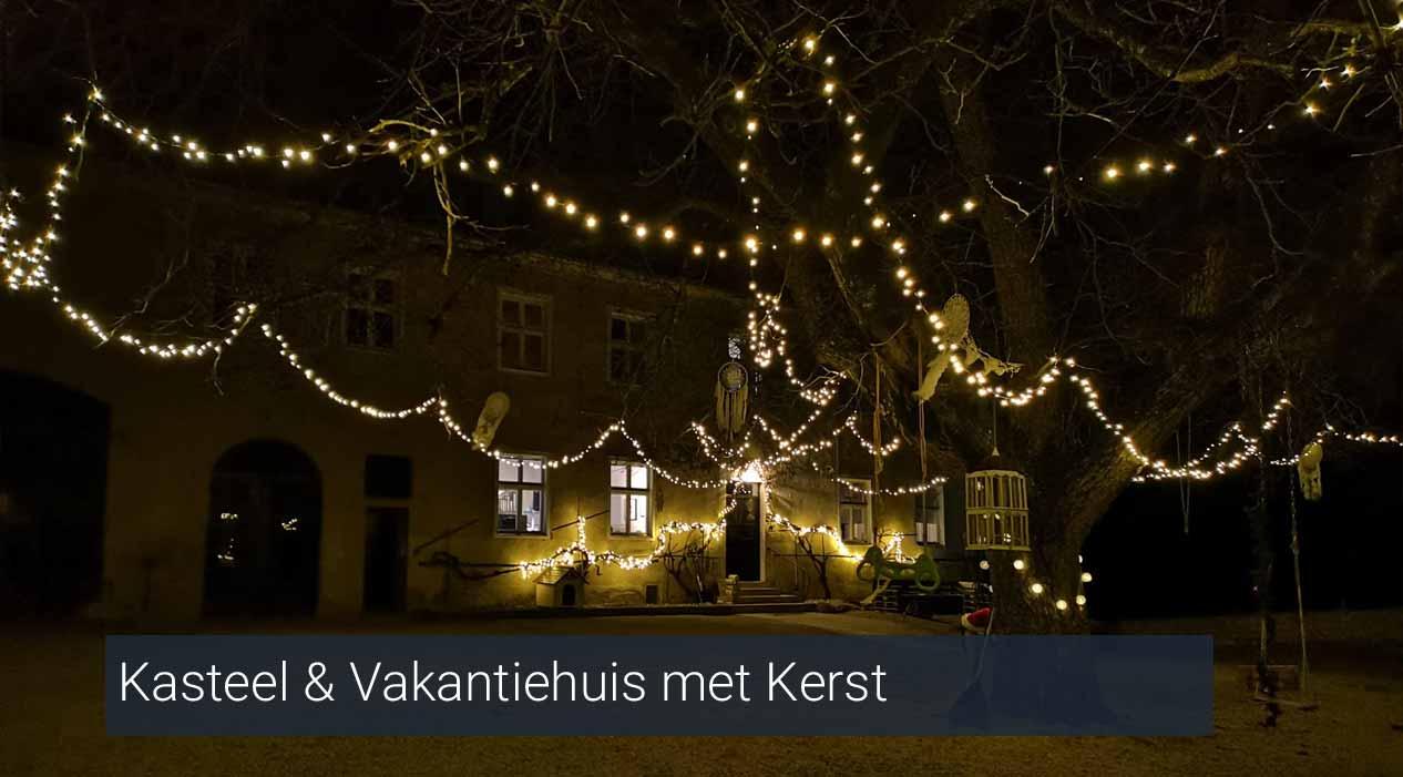 Kasteel & Vakantiehuis Kerst