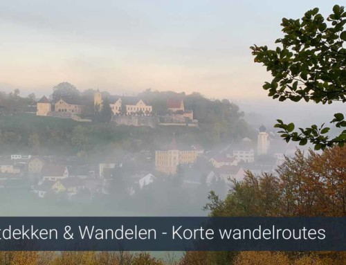 Wandelen & Ontdekken. Korte wandelroutes met kinderen in Beieren