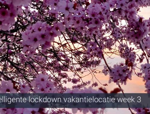 week3 Intelligente lockdown vakantielocatie Duitsland Beieren