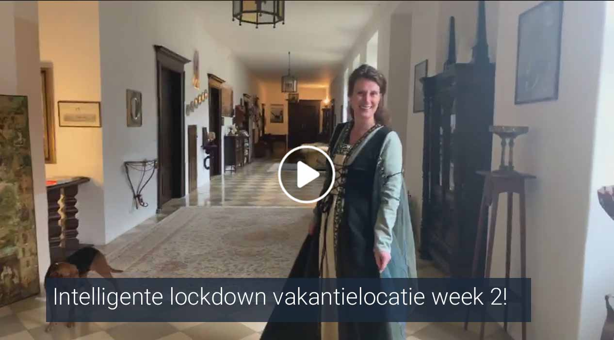 Lockdown vakantielocatie week 2