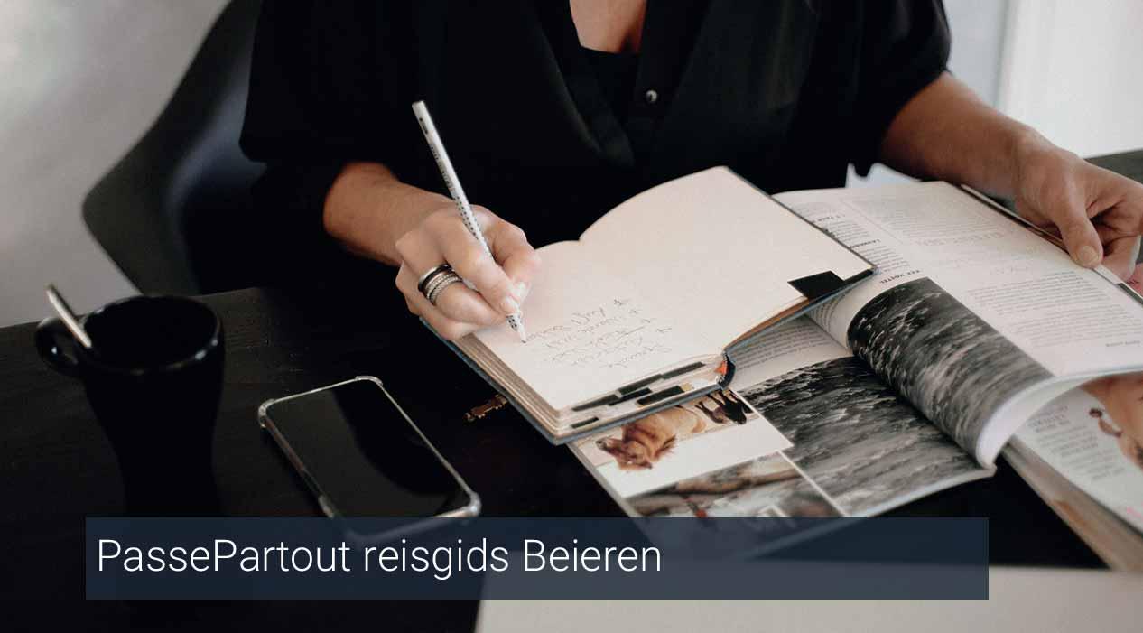 PassePartout reisgids Beieren