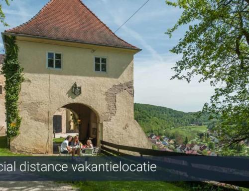 Social distance vakantielocatie Duitsland – Beieren