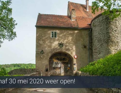 Parallel universum op het kasteel en vakantiehuis in Duitsland Beieren