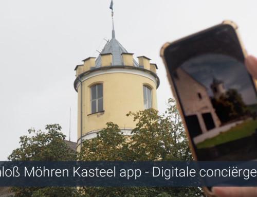 Kasteel app – digitale conciërge