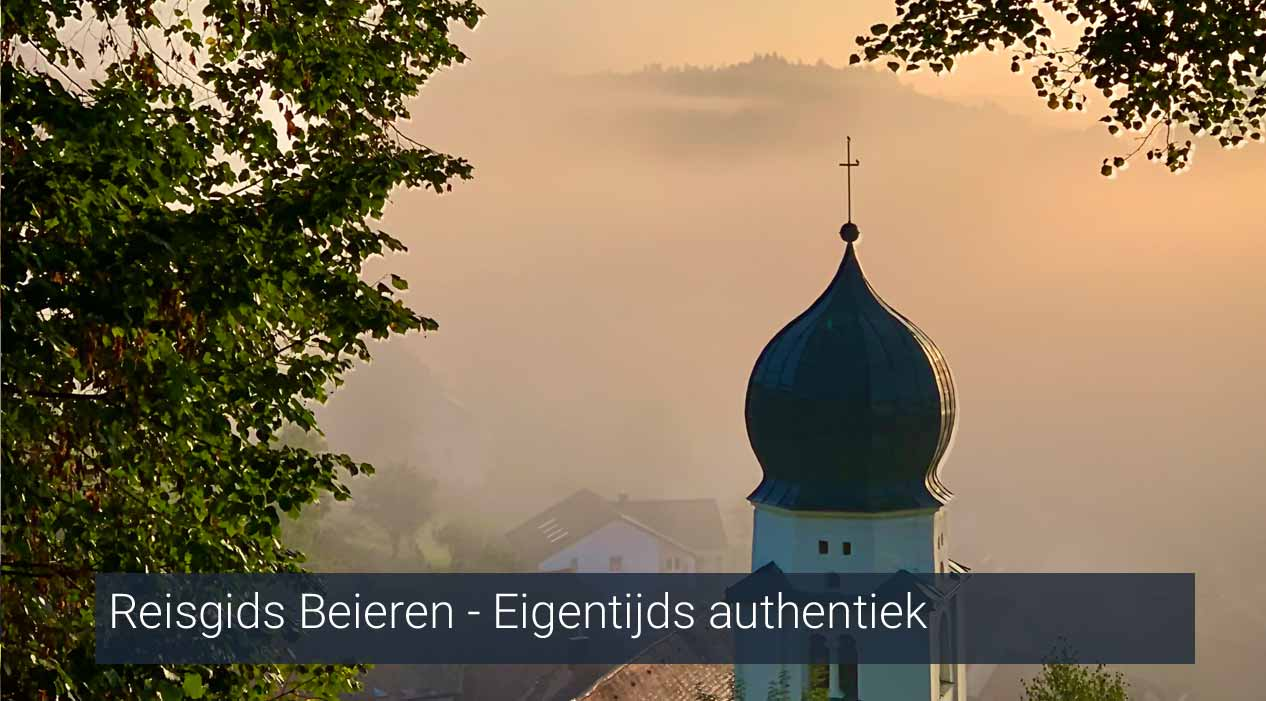 Passe partout Reisgids Beieren Eigentijds authentiek