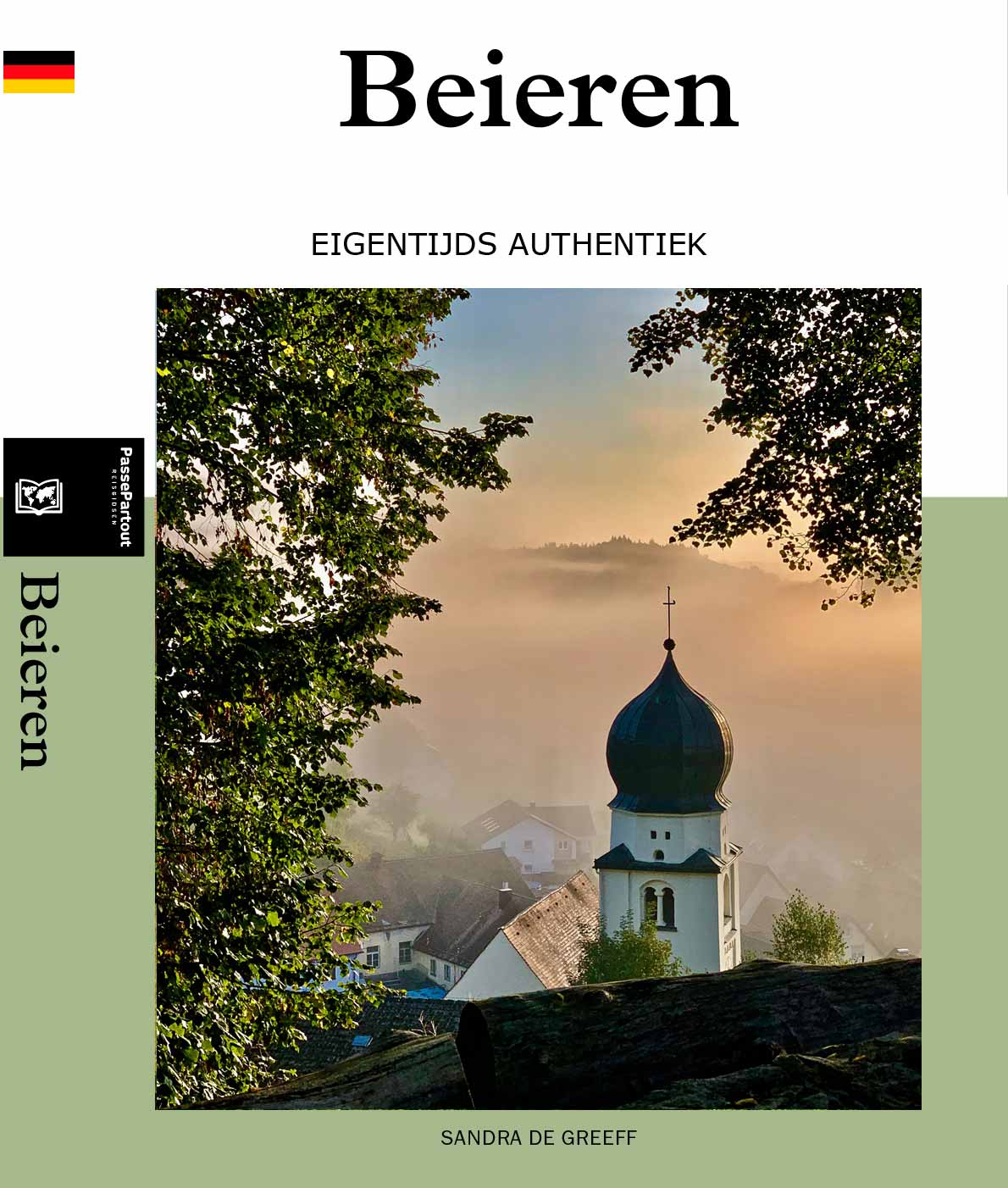 Reisgids Beieren eigentijds authentiek