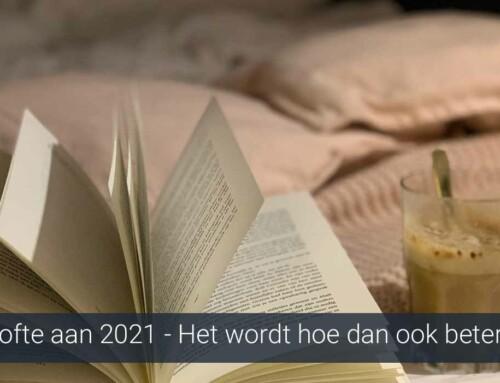 Belofte aan 2021 VAKANTIE WORDT HOE DAN OOK BETER