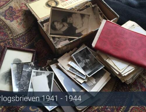 Oorlogsbrieven 1941 – 1944 van vader en zoon Alfred