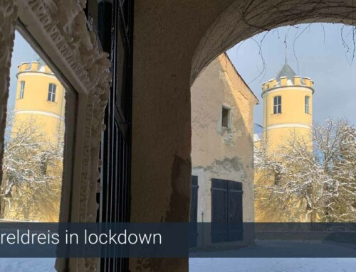 Wereldreis in lockdown