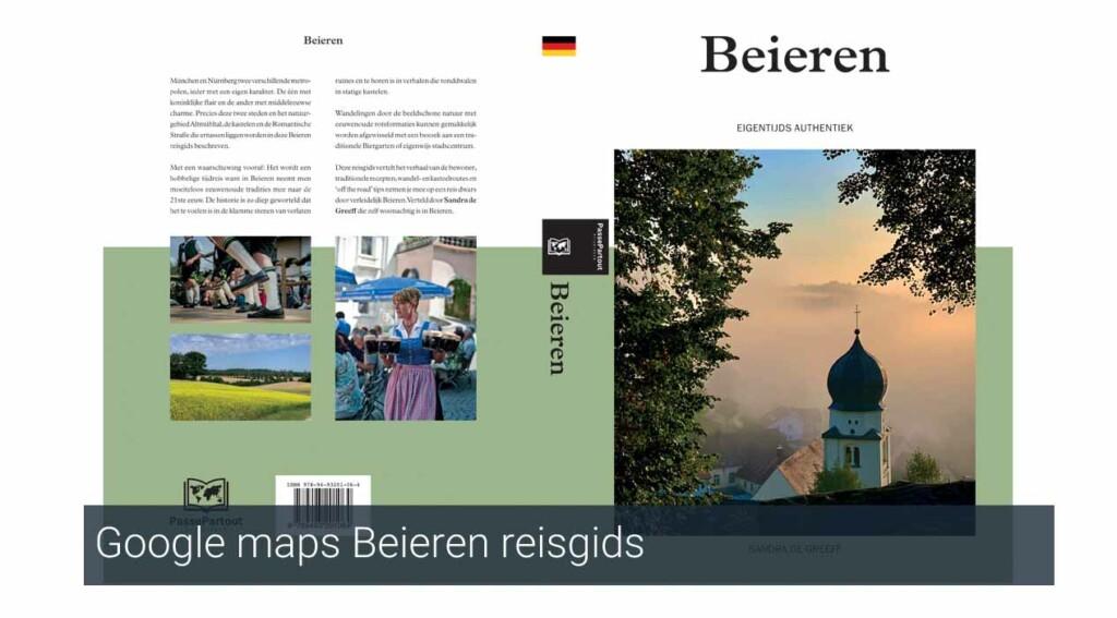 Google maps Beieren