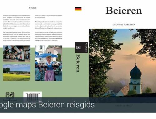 Google maps Beieren reisgids